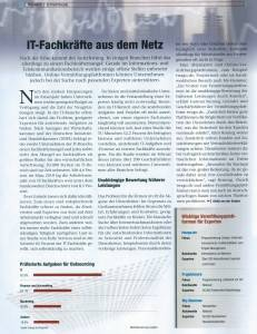 IT-Mittelstand: IT experts from the worldwide web