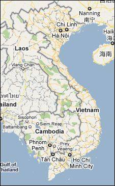 Vietnam – with twago around the world