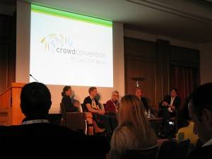 crowdsourcing, convention, berlin, podiumdiskussion, frank puscher