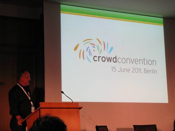 Crowdconvention Berlin – The future of Crowdsourcing