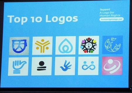 Today, Human Rights Will Get Their Logo