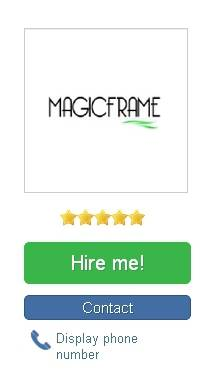'Hire Me' – Our new feature for service providers