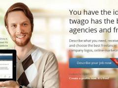 Post 1 project on twago, get 50 euros voucher for Amazon!