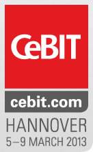 Join us at CeBIT 2013 and Love Working in the Cloud