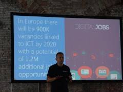 Digital Jobs: 10 ideas drafted in Venice at #RestartEurope