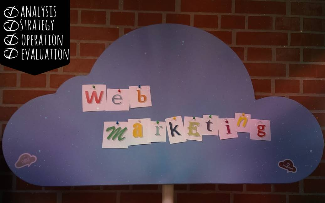 Do you have a web marketing plan?