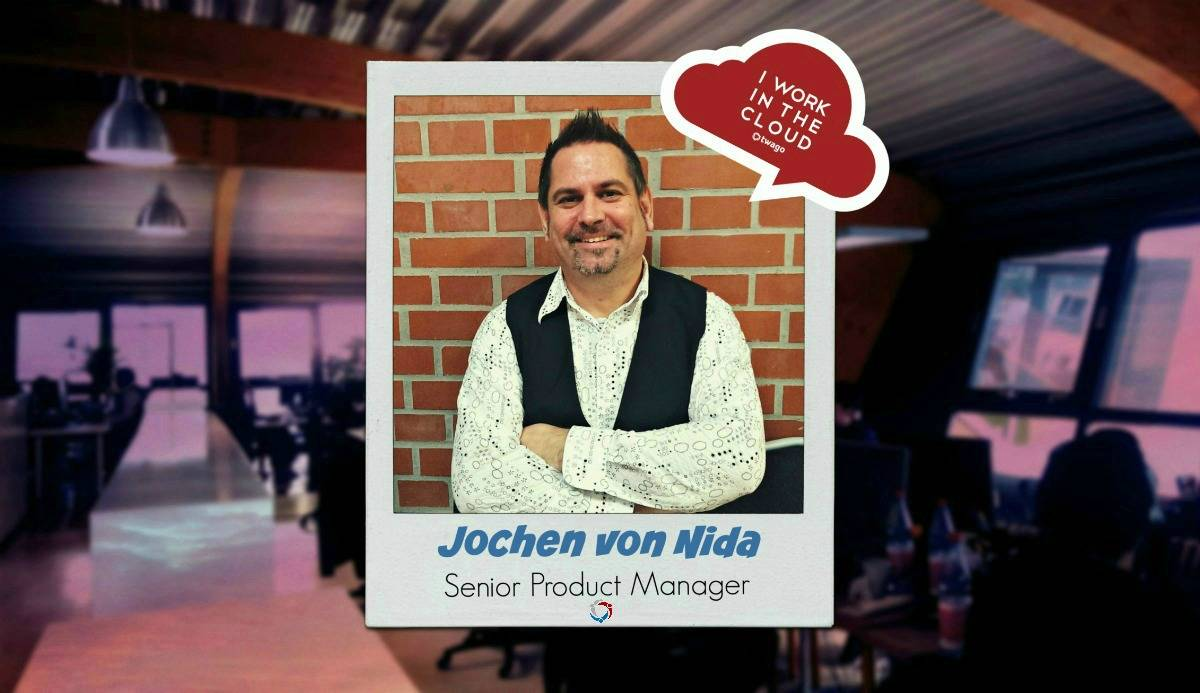 Meet Jochen von Nida: twago Senior Product Manager