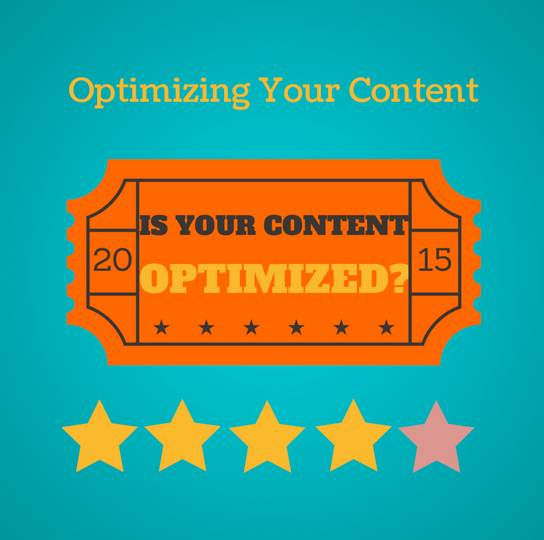 7 Magnificent Content Optimization Tips