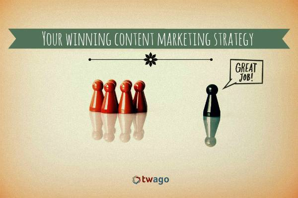 Your Winning Content Marketing Strategy for 2015
