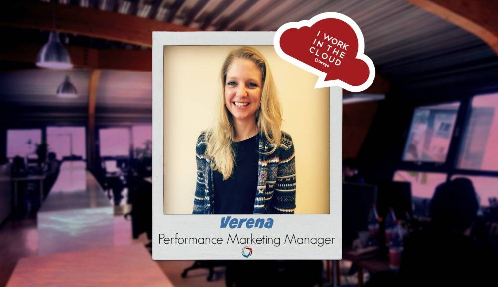 Meet Verena: twago Performance Marketing Manager