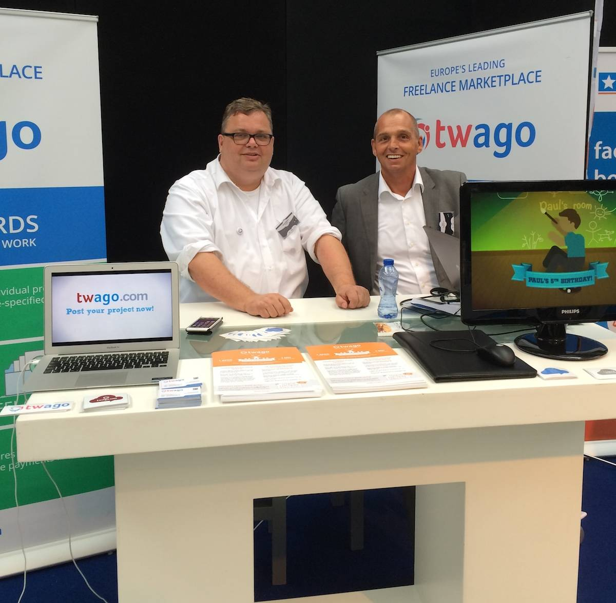 Introducing twago.nl to the Netherlands