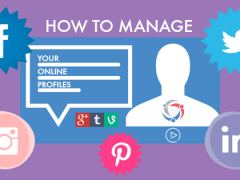 5 Great Reasons Why You Need to Manage Your Online Profiles