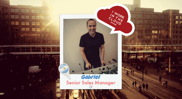 Meet Gabriel: twago Senior Sales Manager