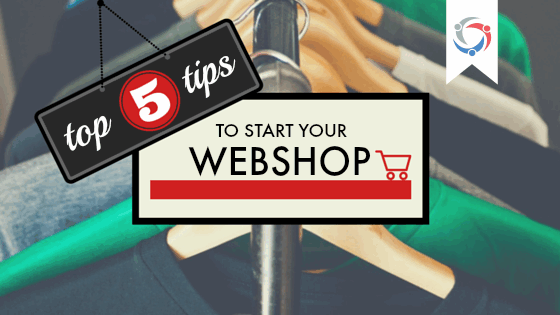 5 tips to start your own webshop