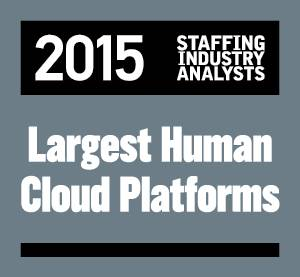 twago named one of 2015's largest human cloud platforms in the world