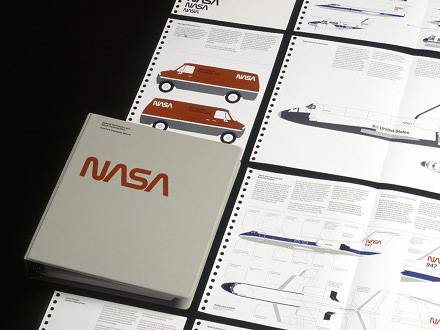 Brand Identity Inspiration for Designers: 1976 NASA Graphics Manual