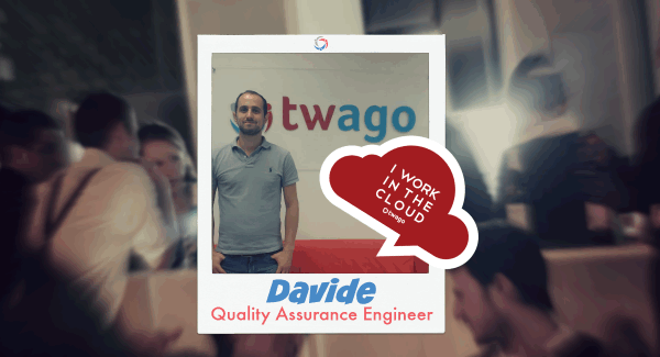 Meet Davide: twago's Quality Assurance Engineer