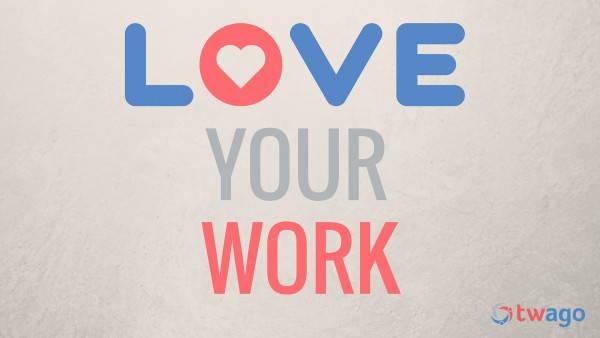 twago - we love what we do!
