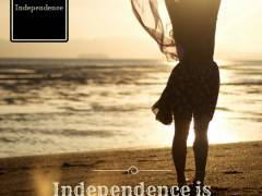 """#twagoquotes: """"Independence is Happiness"""""""