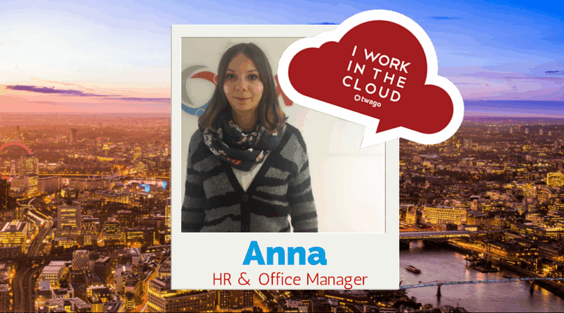 Meet Anna: twago HR & Office Manager