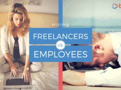 10 Advantages of Hiring Freelancers over Full Time Employees