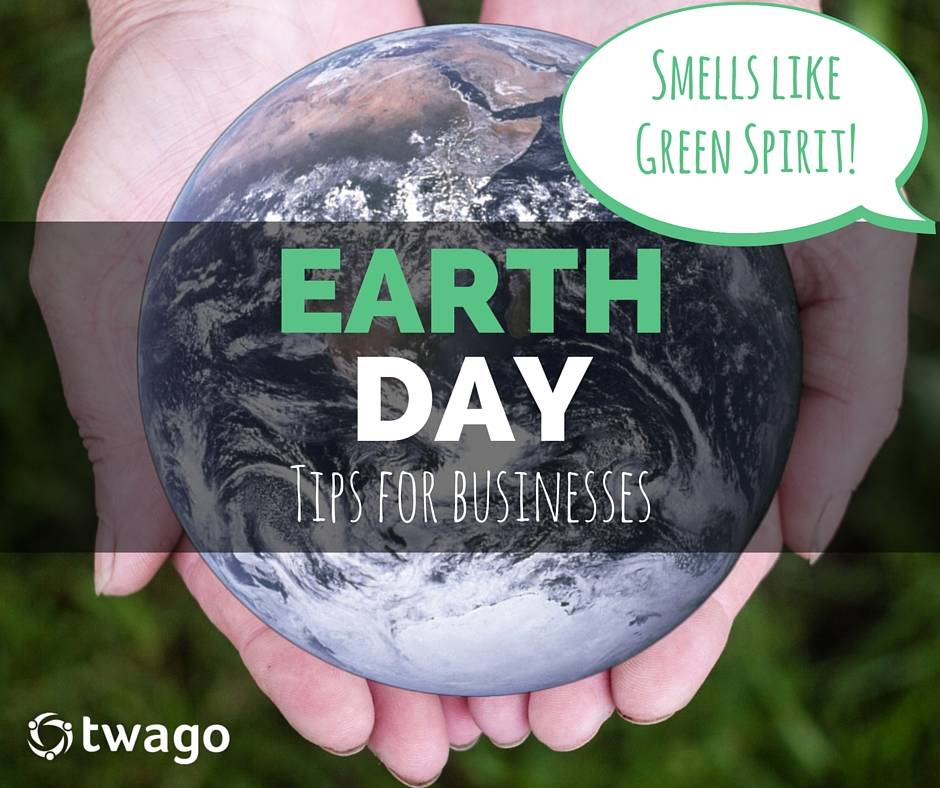 Smells Like Green Spirit: 10 Earth Day Tips for Businesses