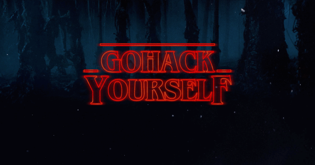 gohack-yourself
