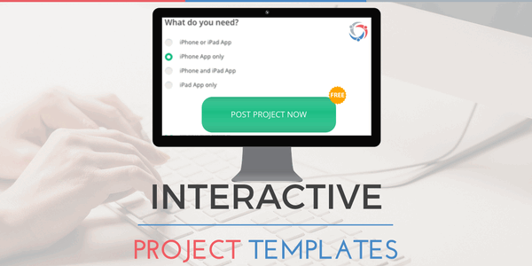 New Interactive Project Templates