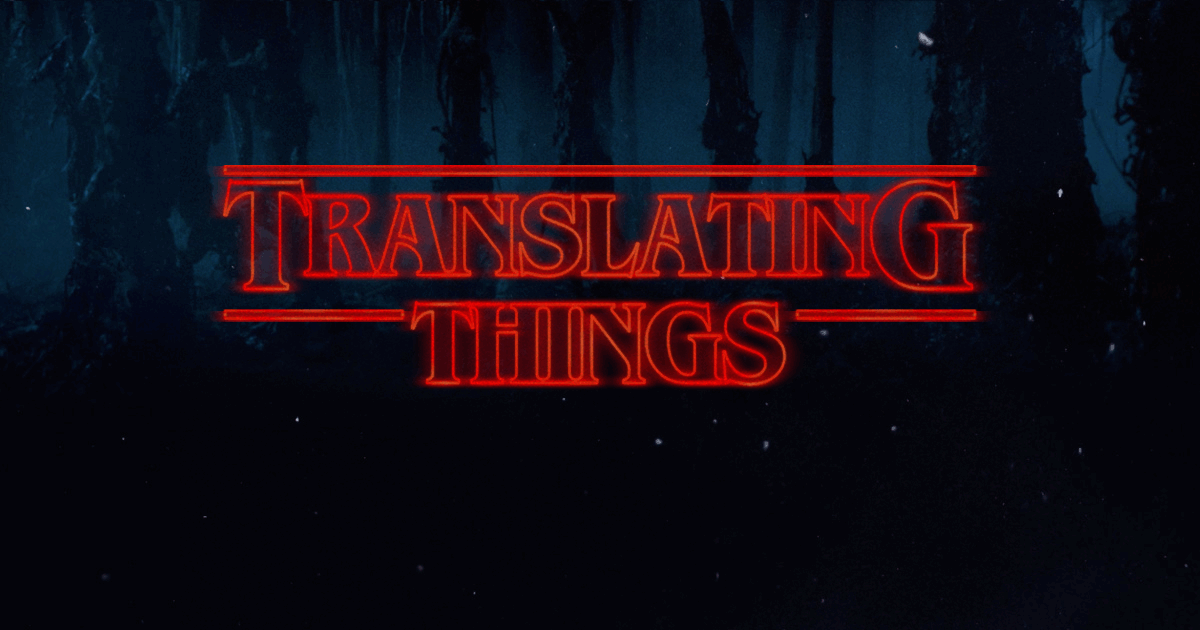 translating-things