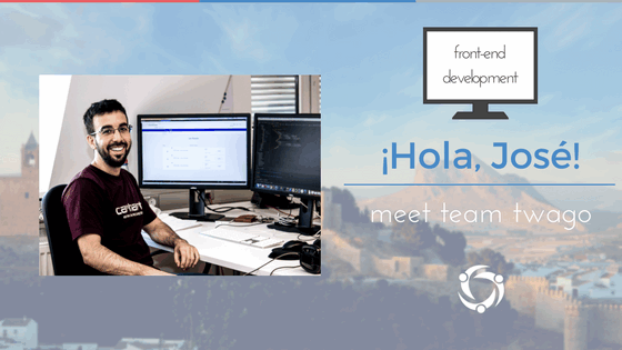 Meet José: Front-End Developer