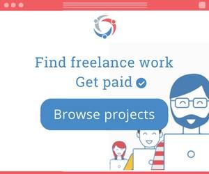 Register as a freelancer on twago
