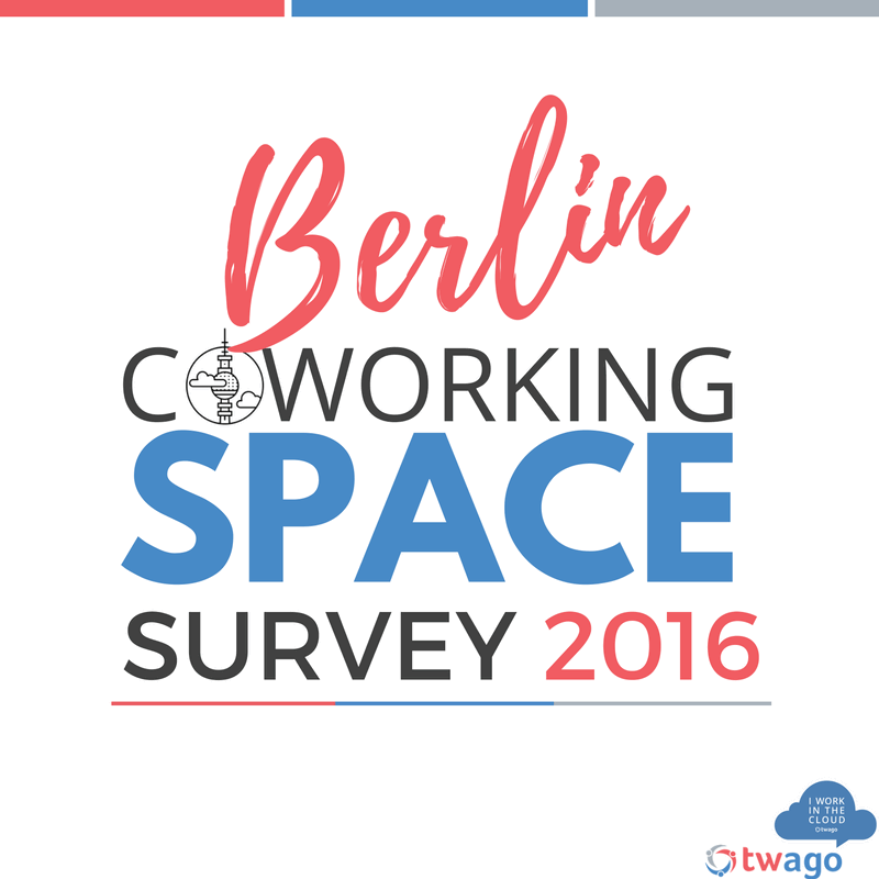 Vote for your favourite Coworking Space in Berlin