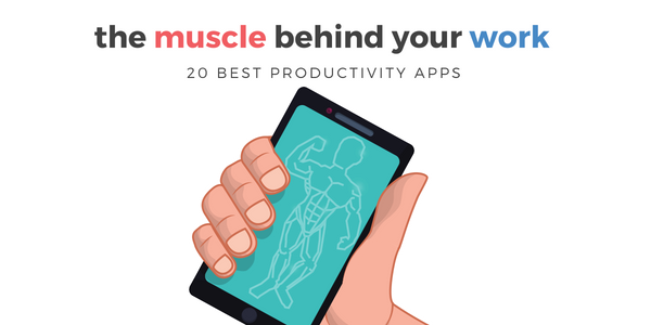 20 Best Productivity Apps To Get Work Done Quicker