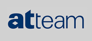 Corporate Visual Identity kit for AT TEAM