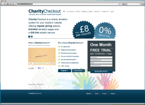 Charity Donation System - .Net based