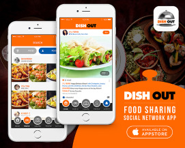 Food Sharing Social Network App
