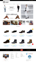 E-commerce Shoes Shopping Portal