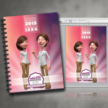 2014 Promotional notebook