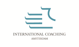 Logo for International Coaching Amsterdam