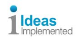 Ideas Implemented