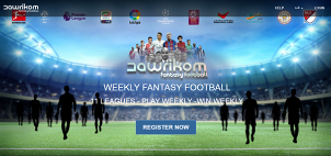 Online Fantasy Football Web Application