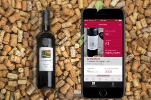 Cross-platform Mobile App for Vine manufacturers and storages