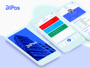 DiPos Application For House & Tenants