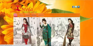 Joomla fashion house website