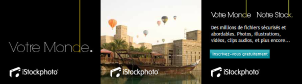 Campagnes lancement iStock France
