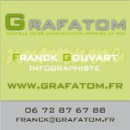 Grafatom - Digital freelancer Auvergne