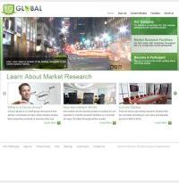 Corporate site with Wordpress Blog
