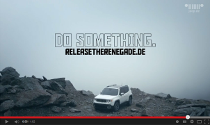 TVC full production Jeep Germany