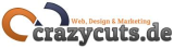 CrazyCuts - Web, Design & Marketing