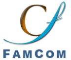 FamCom Inc. - 3ds Max freelancer California